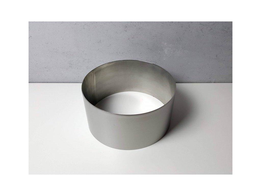 Pevná forma kruhová pr. 20cm (výška 10cm)