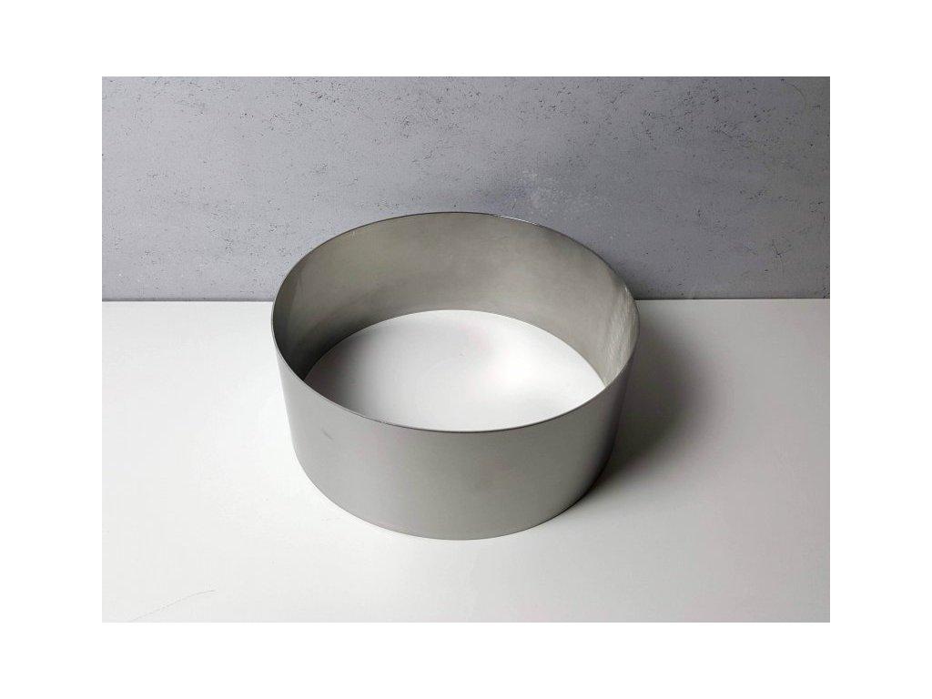 Pevná forma kruhová pr. 25cm (výška 10cm)
