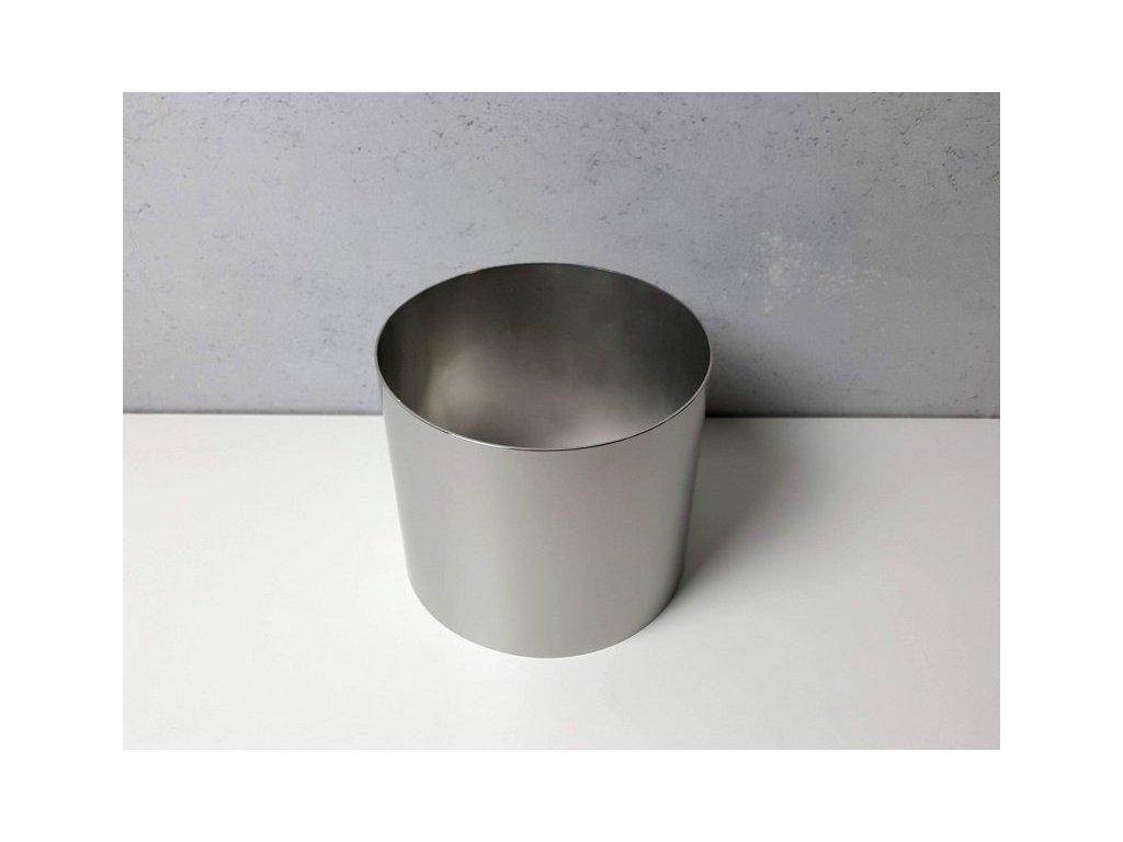 Pevná forma kruhová pr. 15cm (výška 13cm)