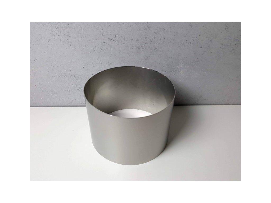 Pevná forma kruhová pr. 18cm (výška 13cm)