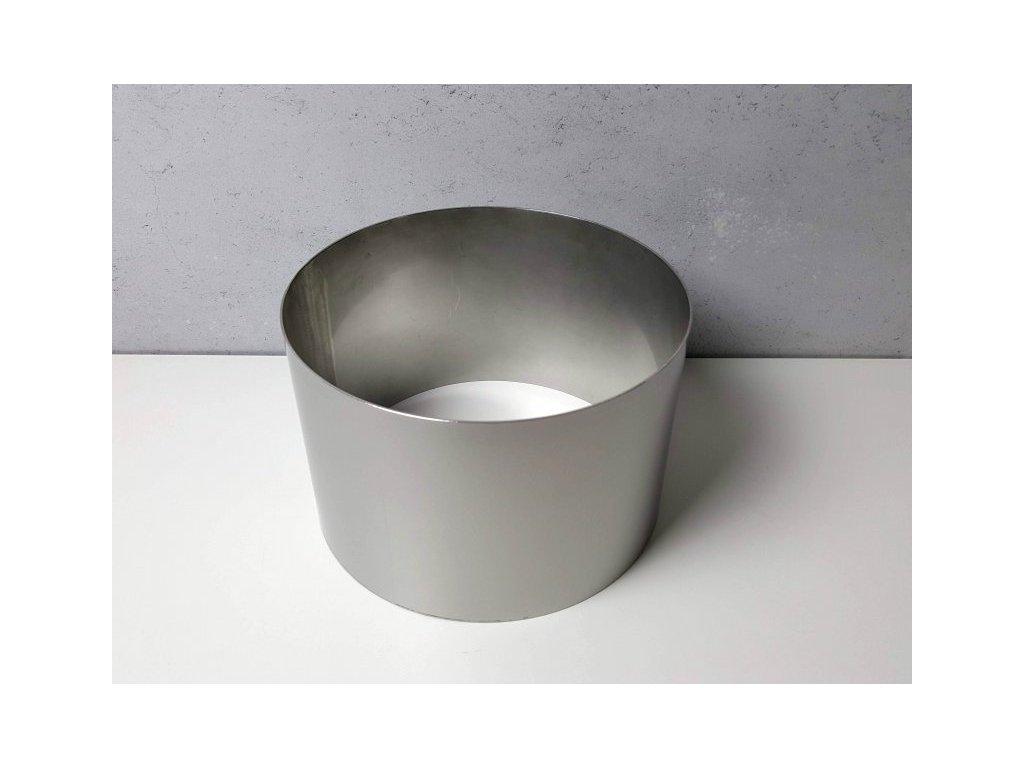 Pevná forma kruhová pr. 20cm (výška 13cm)