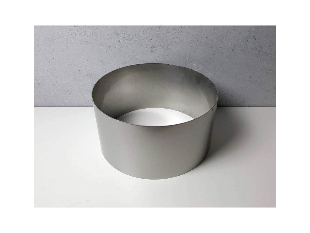 Pevná forma kruhová pr. 25cm (výška 13cm)
