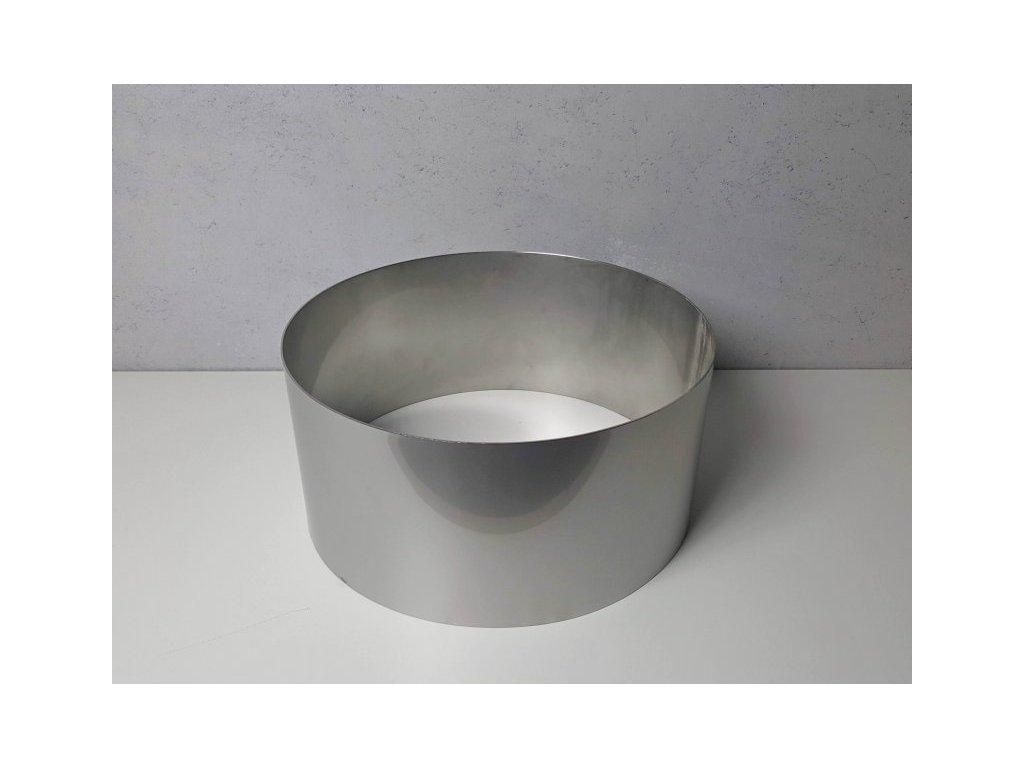Pevná forma kruhová pr. 28cm (výška 13cm)