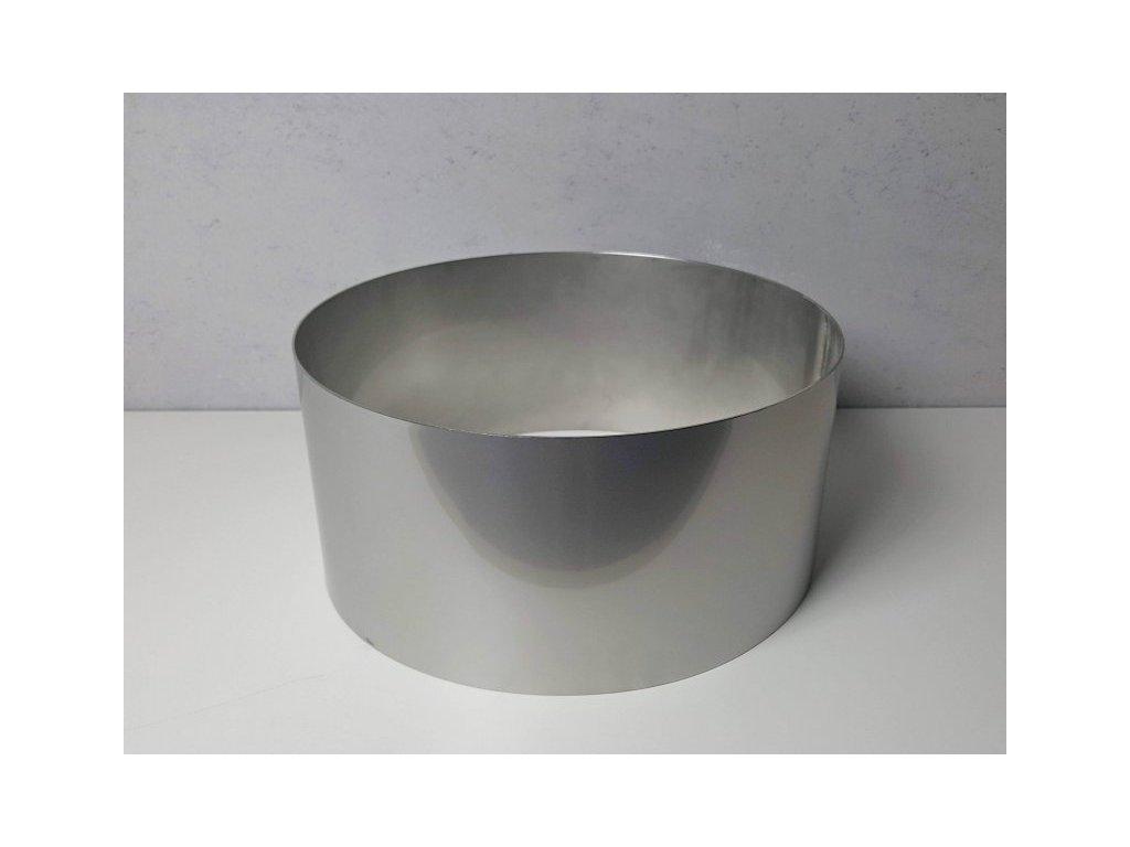 Pevná forma kruhová pr. 30cm (výška 13cm)