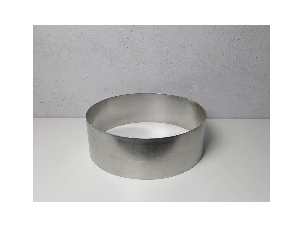 Pevná forma kruhová pr. 28cm (výška 10cm)