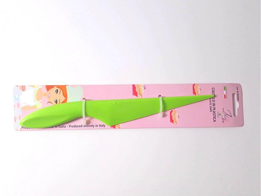Nůž na marcipán a cukrové hmoty dl. 15,5cm, Martellato