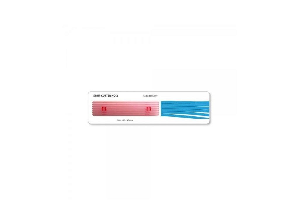 Vykrajovátko proužky JEM č.2 (5mm)