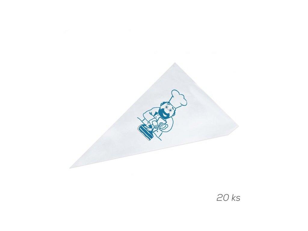 Cukrářské sáčky Orion 39,5cm, 20ks