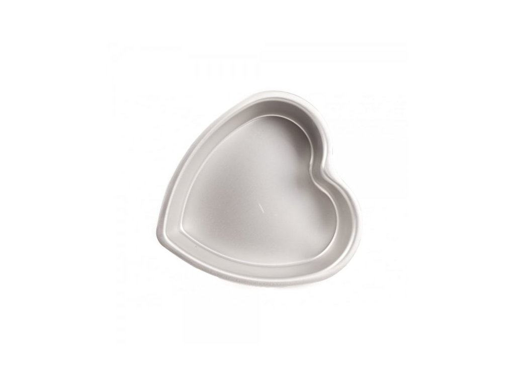 "Srdce forma PME 15cm, 6"" (výška 7,6cm)"