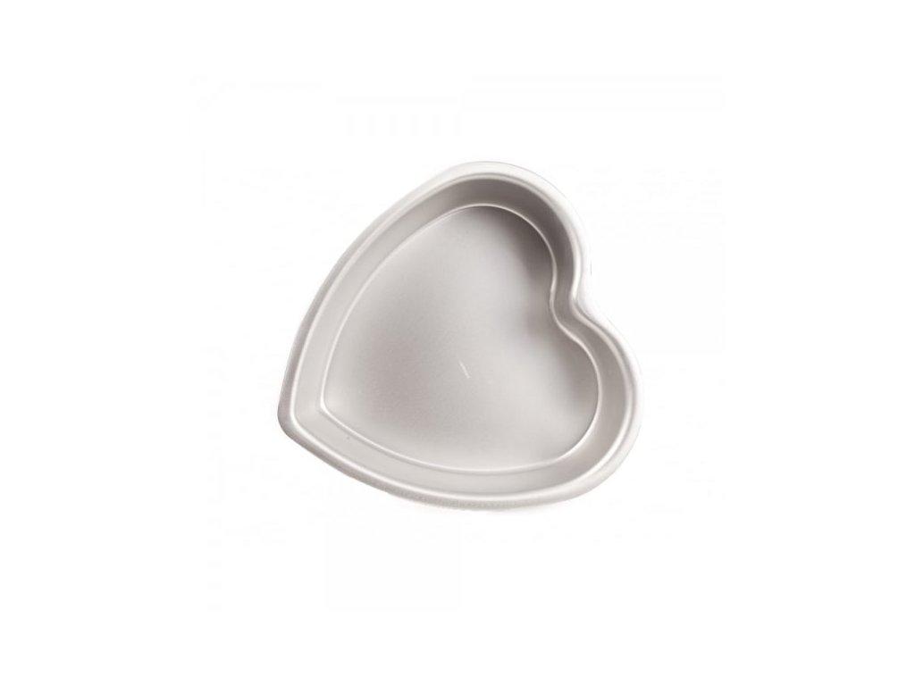 "Srdce forma PME 25cm, 10"" (výška 7,6cm)"