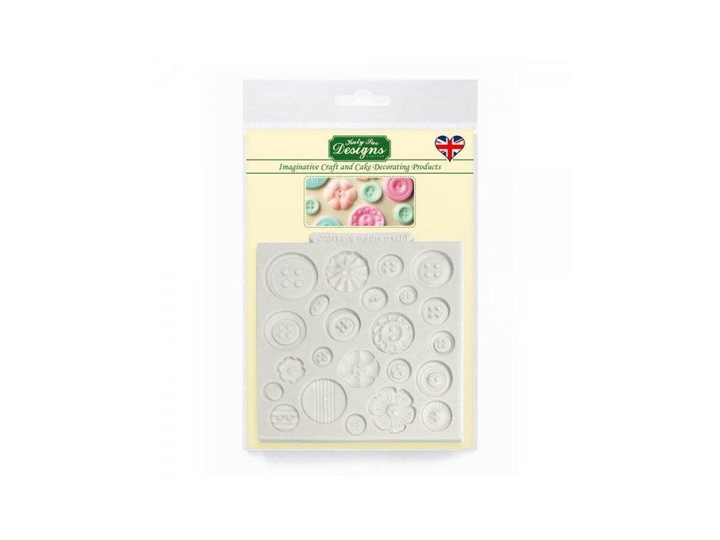 Katy Sue silikonová formička Buttons