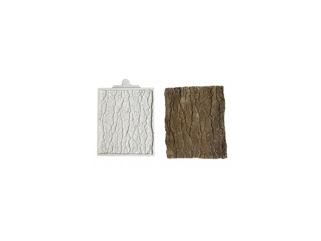 Katy Sue silikonová podložka Continuous Tree Bark