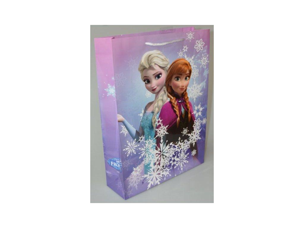 Dárková taška Frozen 46x33x10cm