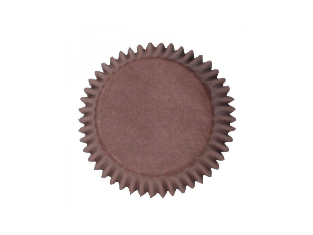 Cukrářské košíčky 47x39mm, hnědé CakeStar, 50ks