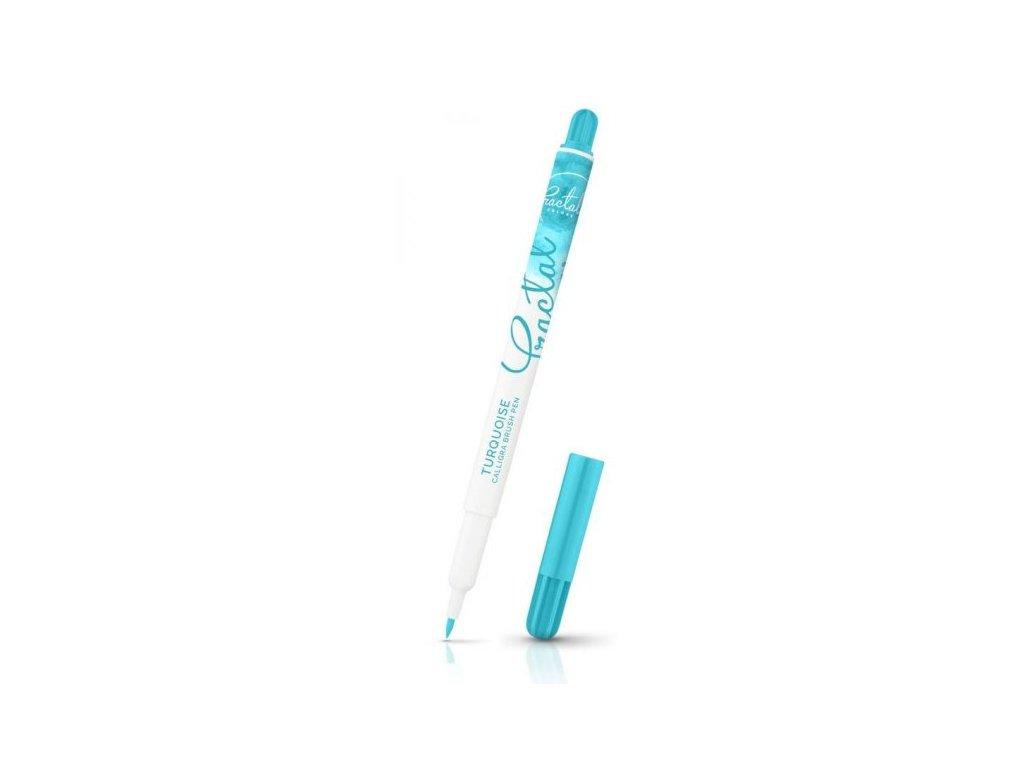 Jedlý fix Fractal - Turquoise