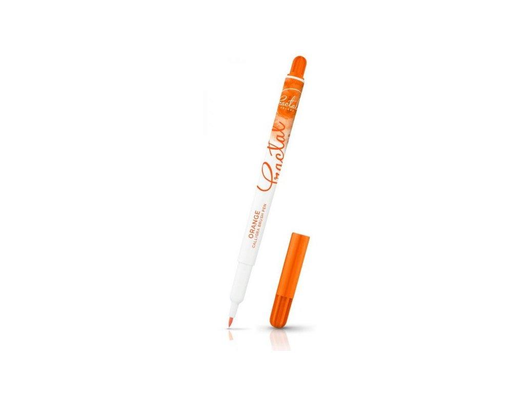 Jedlý fix Fractal - Orange