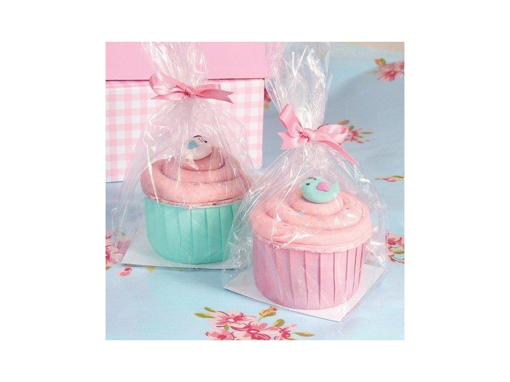 Celofánový sáček na cupcakes 115 x 240mm, 12ks