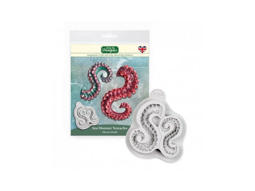 Katy Sue silikonová formička Sea Monster Tentacles