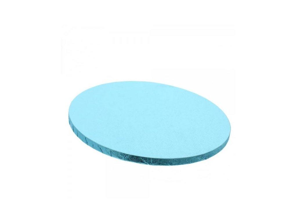 """Pevná Light Blue podložka, 12mm, pr. 25,5cm (10"""")"""