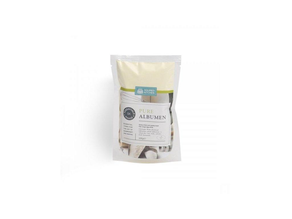 Pure Albumen Squires Kitchen- 100% sušený bílek, 100g