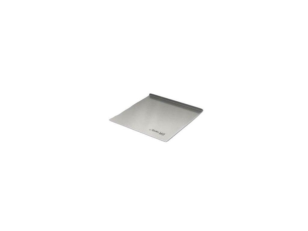 Nerezový pečící plech, 25x25 cm