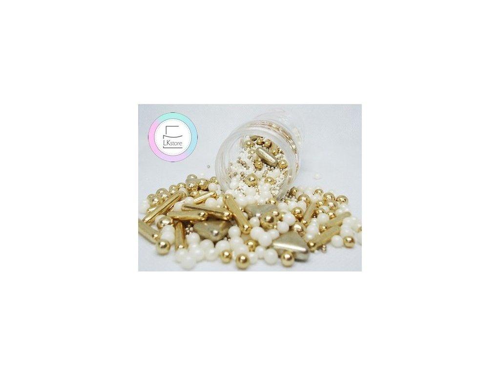 Cukrové zdobení TastyMe, Golddigger 80 g