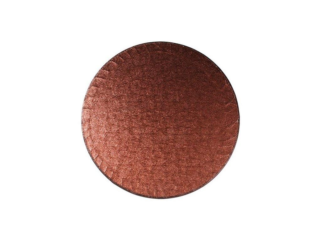 """Pevná Brown podložka, 12mm, pr. 30,5cm (12"""")"""