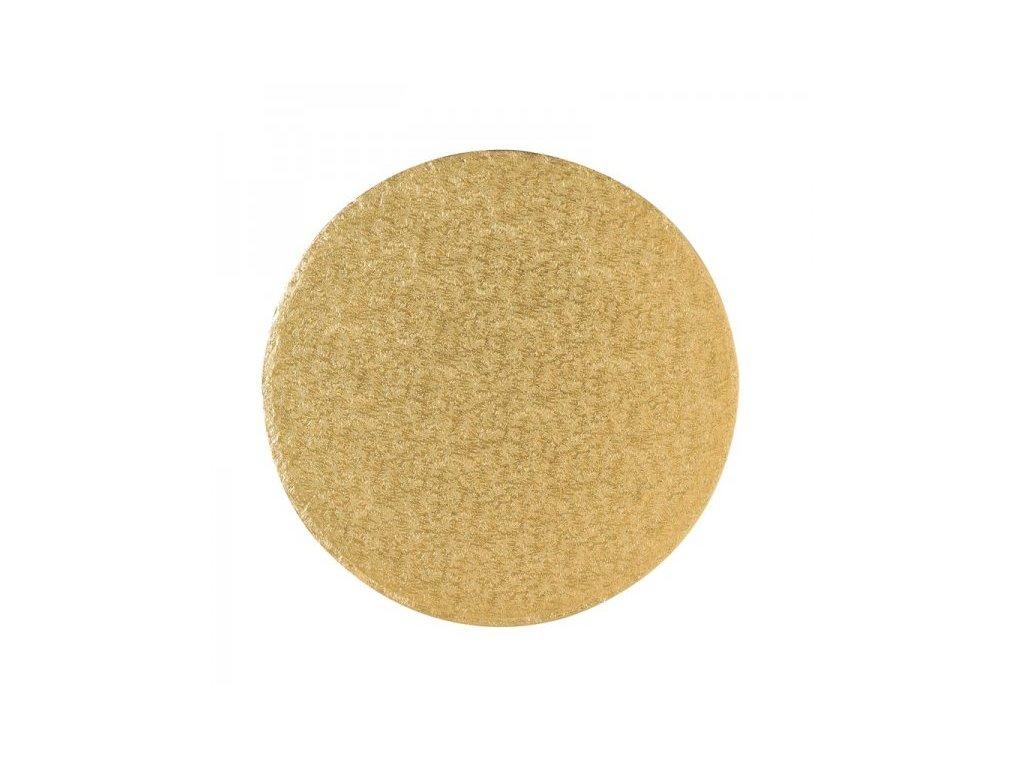 """Pevná Gold podložka, 12mm, pr. 28cm (11"""")"""