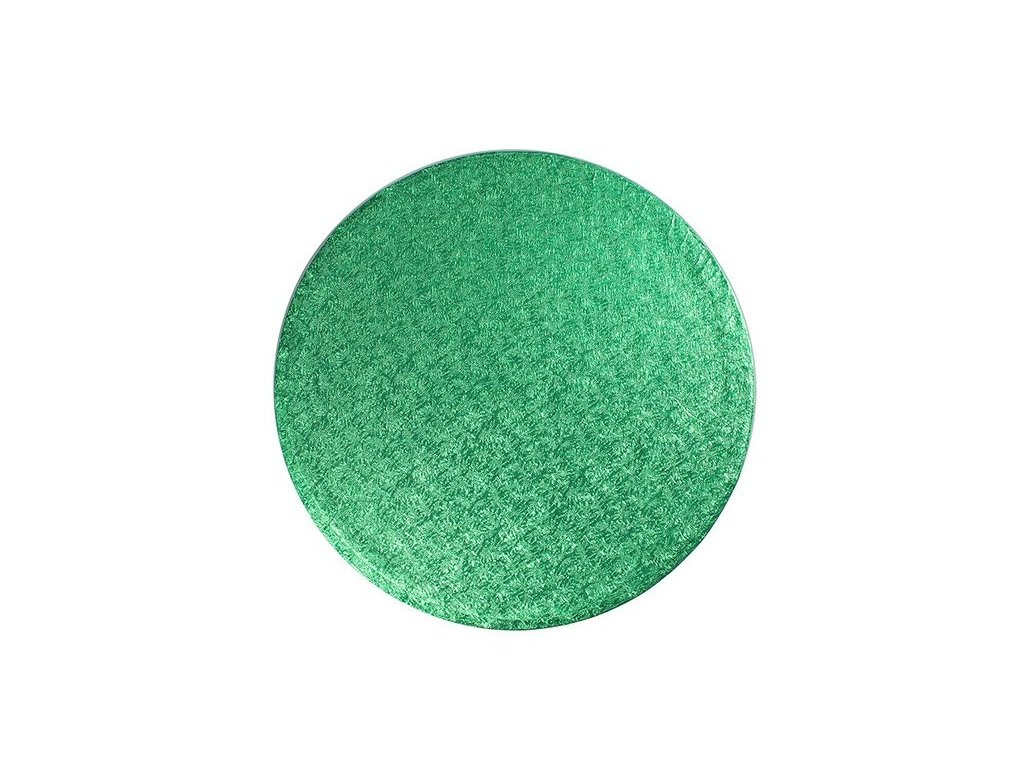 "Pevná Green podložka, 12mm, pr. 25,5cm (10"")"