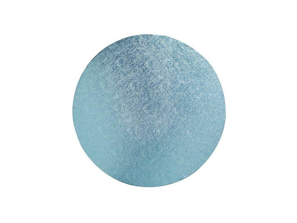 """Pevná Light Blue podložka, 12mm, pr. 20cm (8"""")"""
