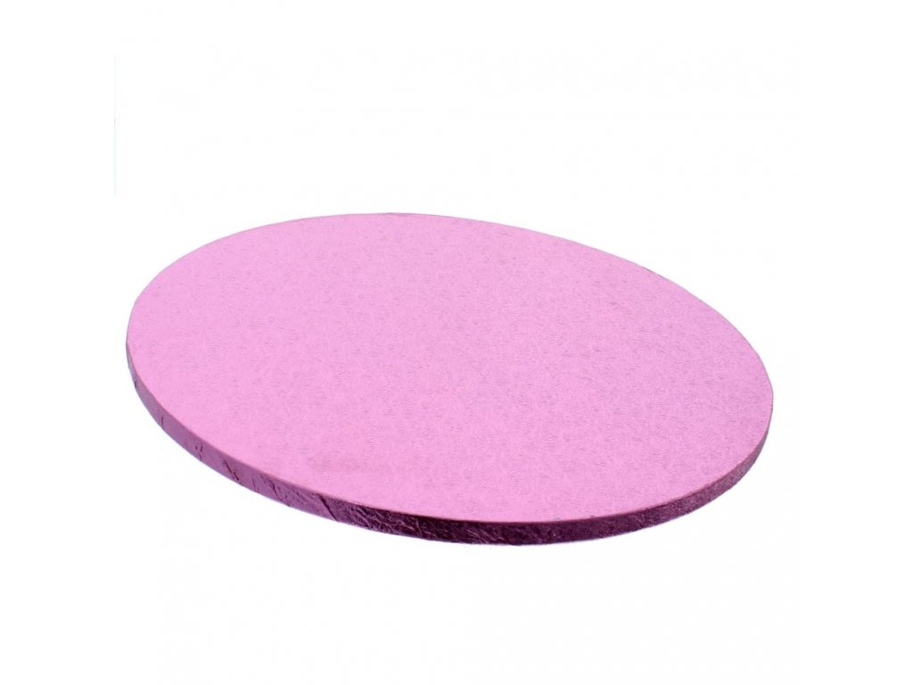 cake craft group baby pink round drum cake board choose a size p7254 3893 image
