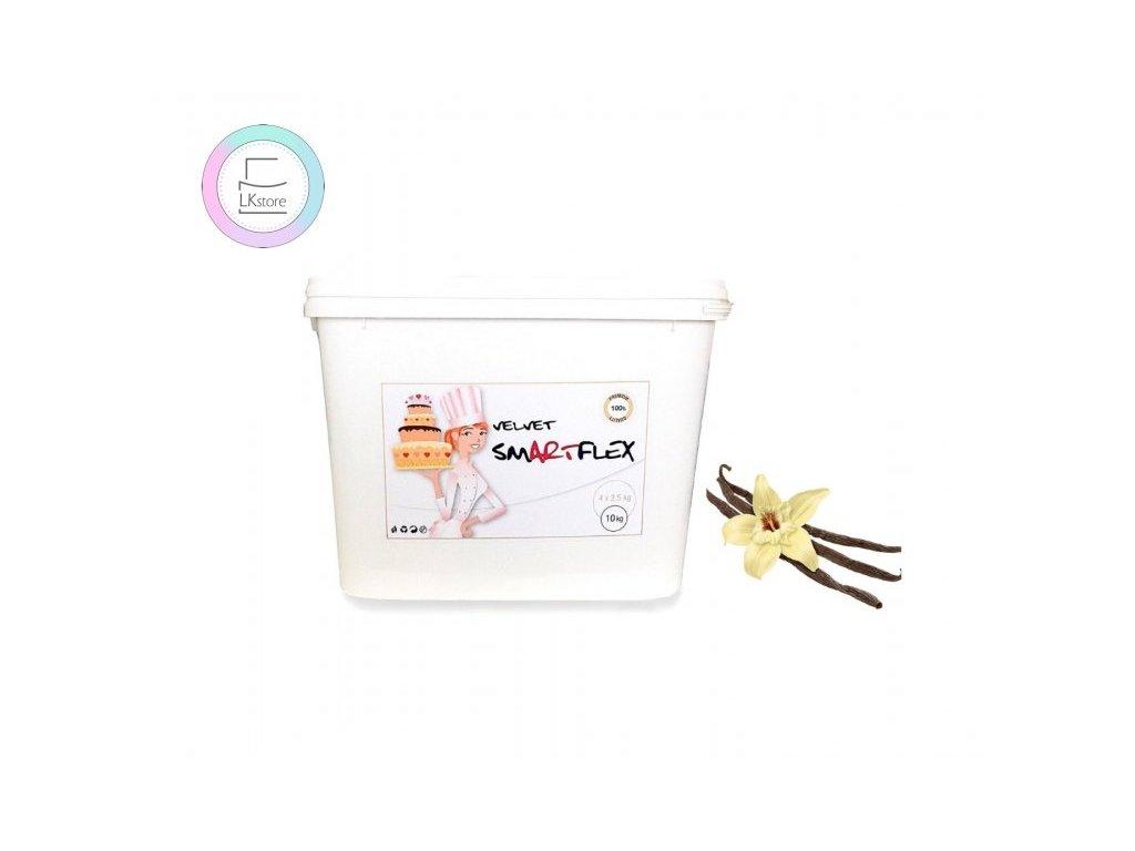 Smartflex Velvet Vanilka 10kg