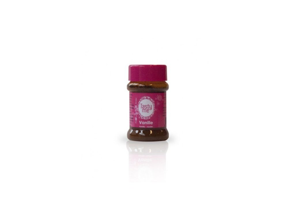 Ochucovací pasta Vanilka 80 g, Tasty Me