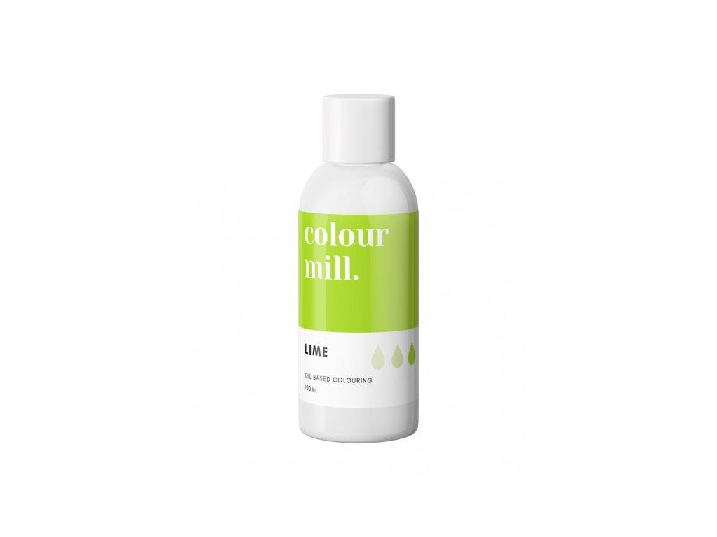 Colour Mill olejová barva 100ml - Lime