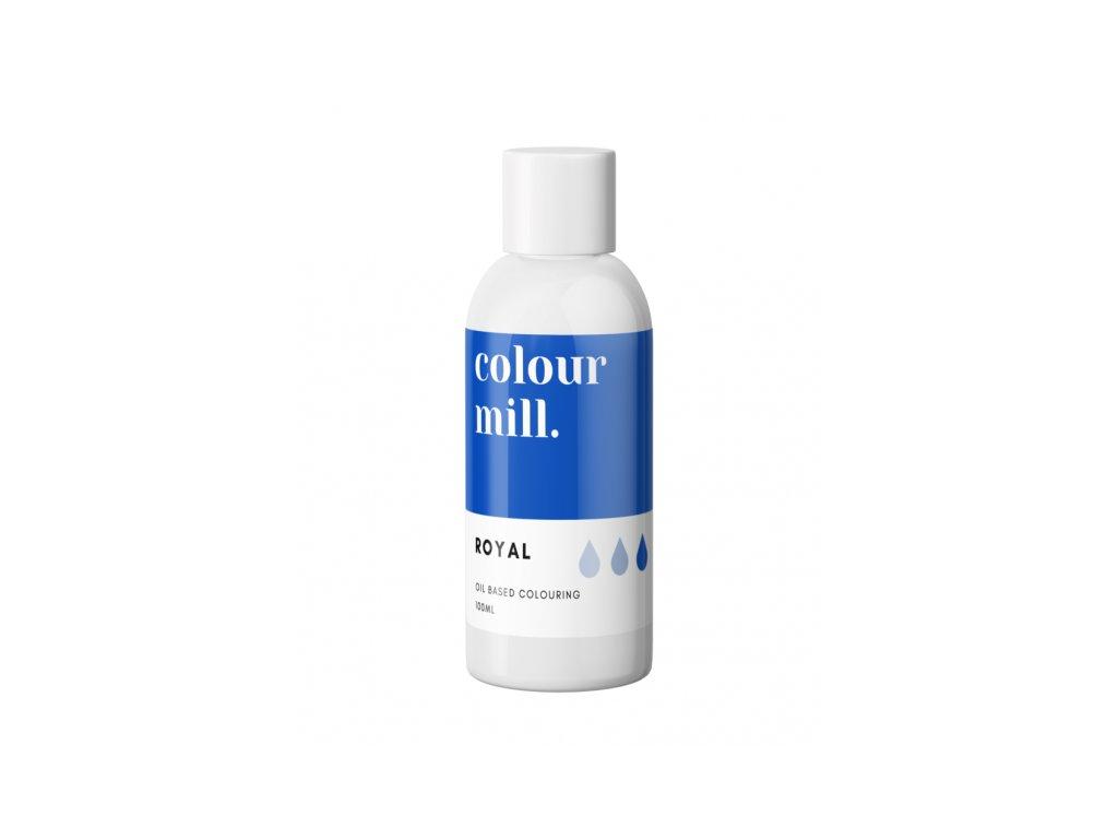 Colour Mill olejová barva 100ml - Royal