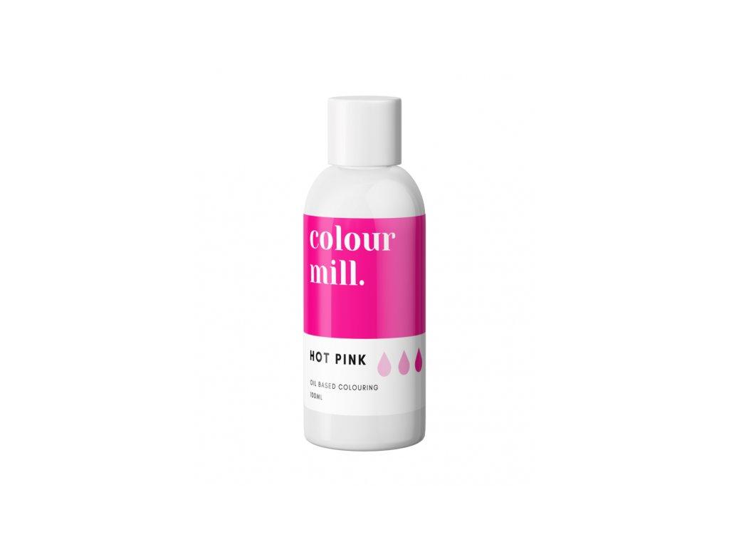Colour Mill olejová barva 100ml - Hot Pink