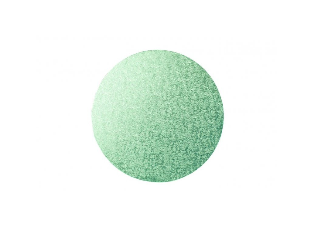 "Pevná Light Green podložka, 12mm, pr. 20cm (8"")"