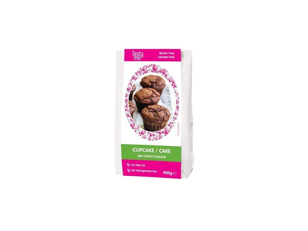 Směs Čokoládové cupcaky/muffiny bezlepkové, Tasty Me, 400g