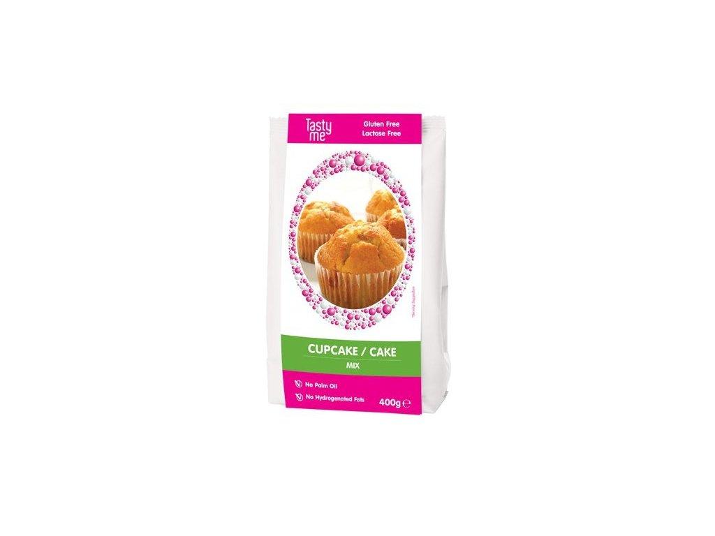 Směs Vanilkové cupcaky/muffiny bezlepkové, Tasty Me, 400g