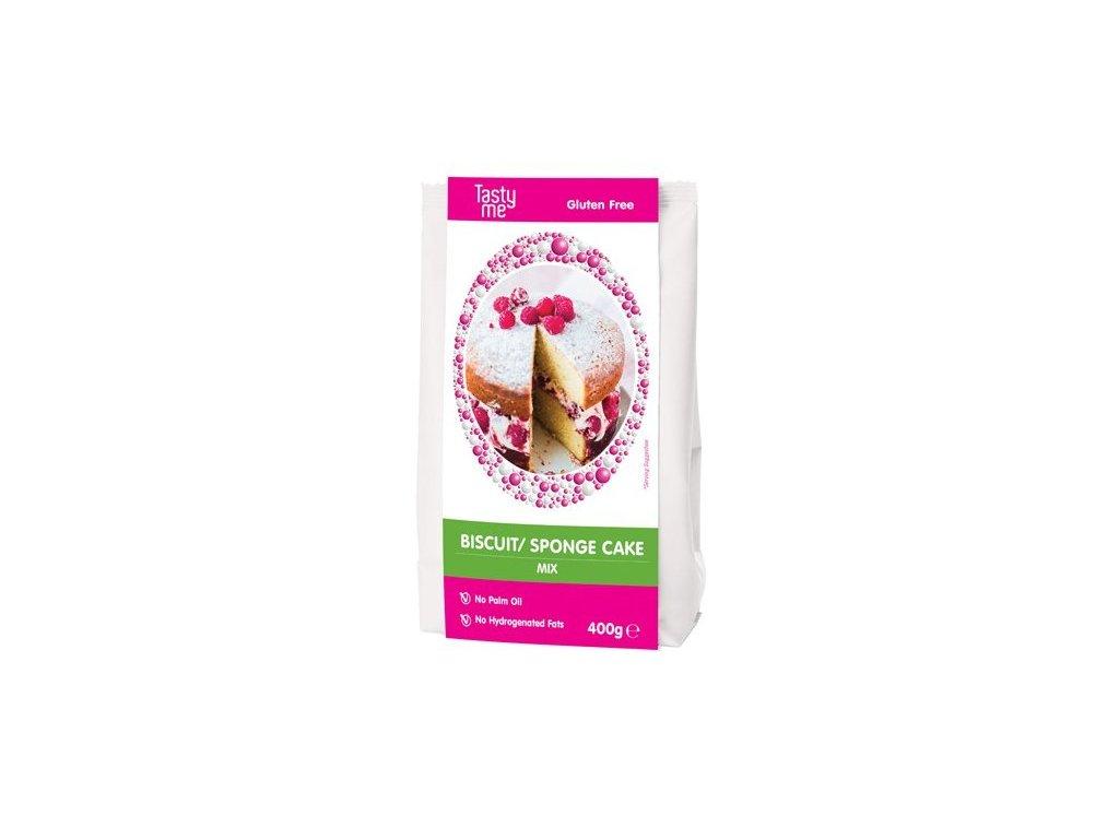 Směs Piškotový korpus - Biscuit bezlepkový, Tasty Me, 400g