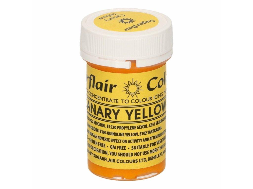 canary yel