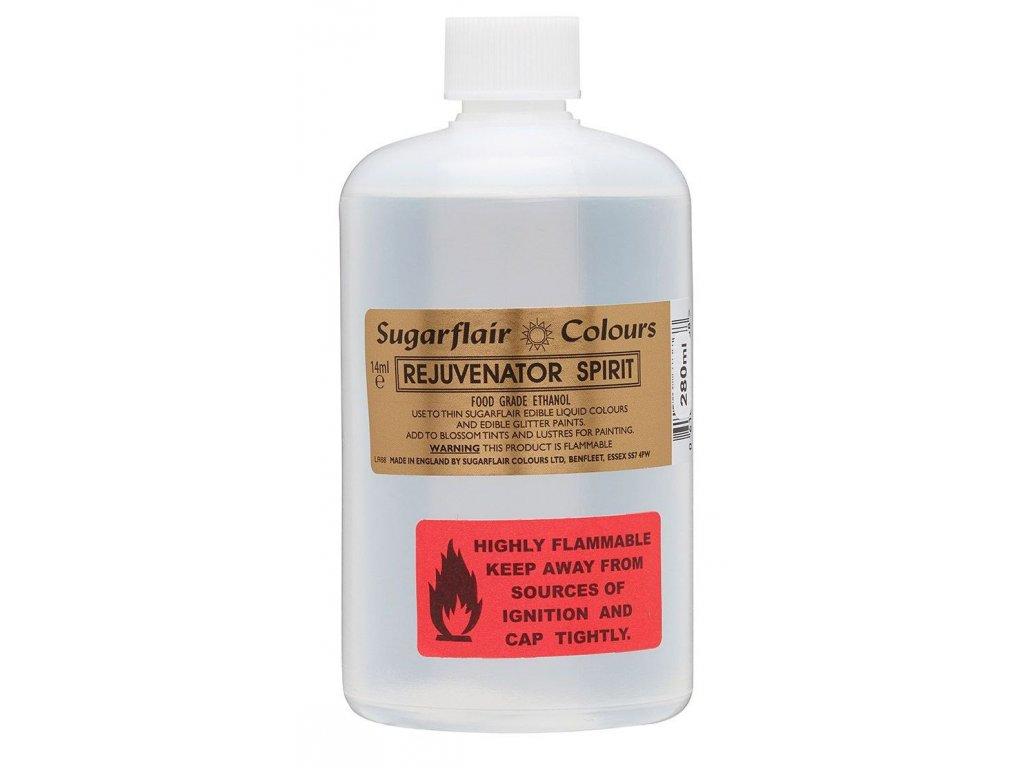 Sugarflair čistý alkohol - REJUVENATOR SPIRIT, 280ml