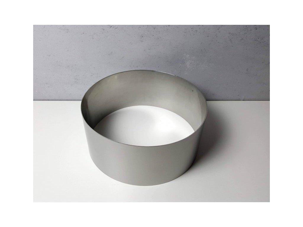Pevná forma kruhová pr. 22cm (výška 10cm)