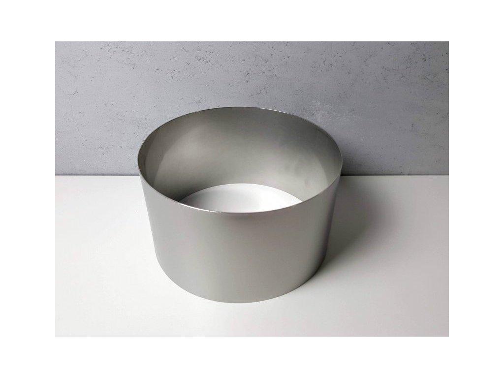 Pevná forma kruhová pr. 22cm (výška 13cm)