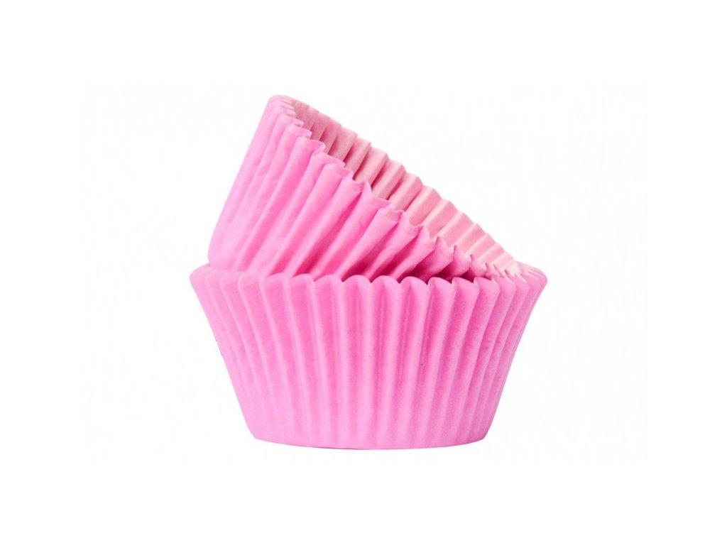 Cukrářské košíčky Pink 51x38mm, 50ks, Doric