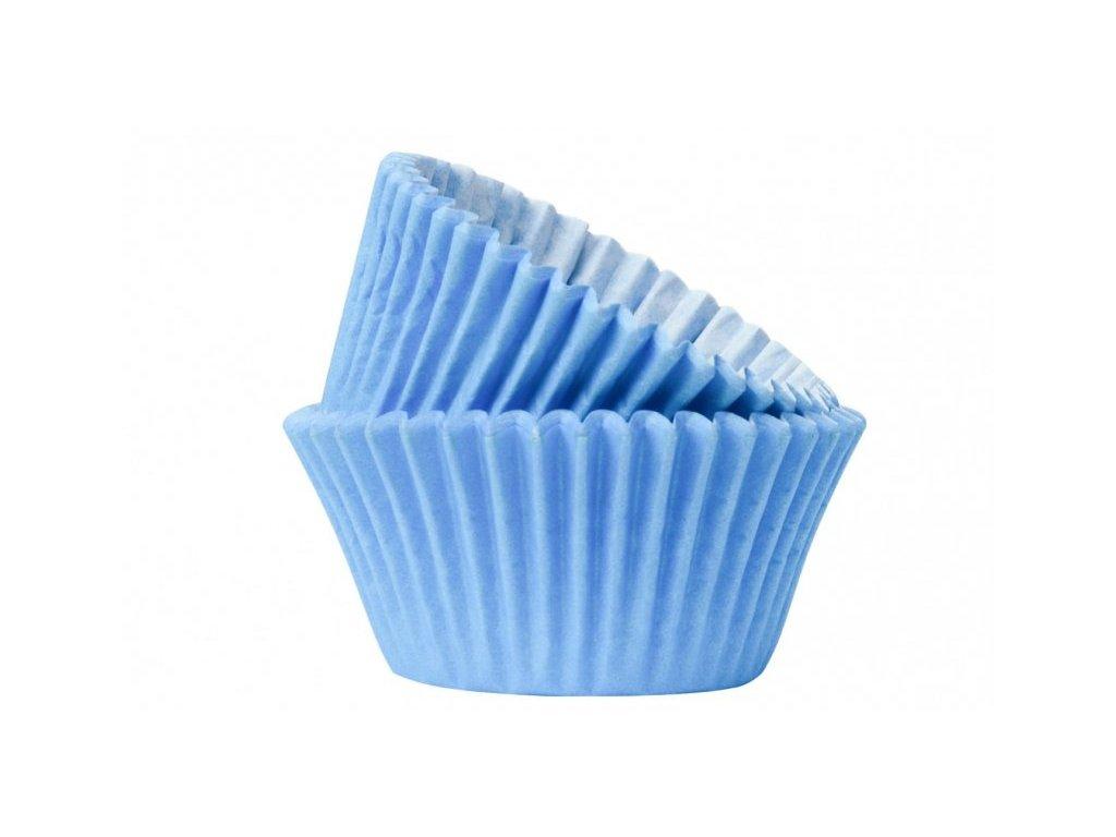 Cukrářské košíčky Sky Blue 51x38mm, 50ks, Doric