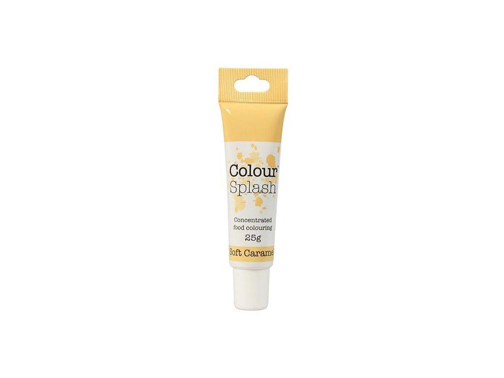 Gelová barva Colour Splash Soft Caramel, 25g