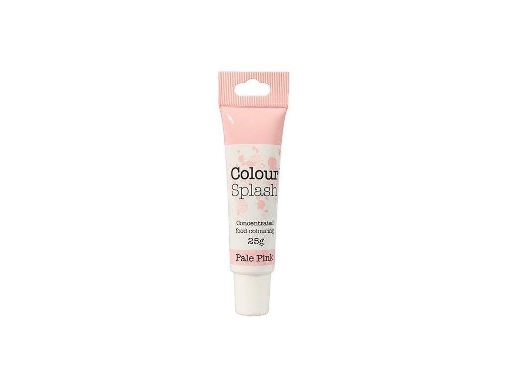 Gelová barva Colour Splash Pale Pink, 25g
