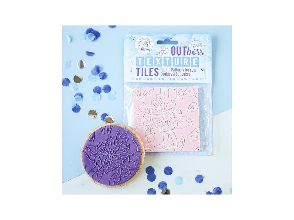 Vytlačovací OUTboss - Floral, Sweet Stamp