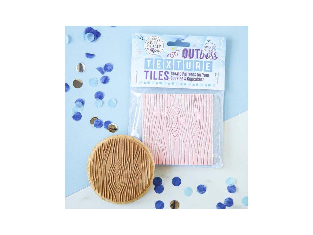 Vytlačovací OUTboss - Wood, Sweet Stamp